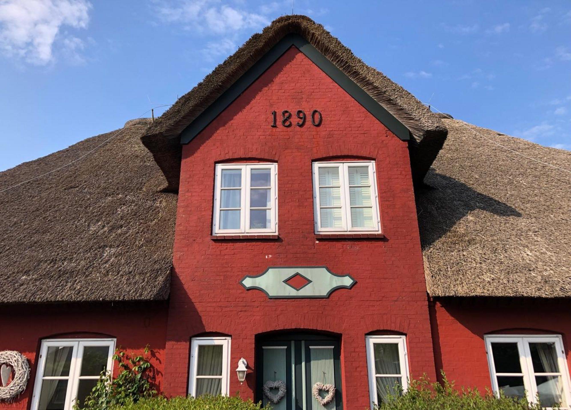 Das Mühlenhaus auf Föhr